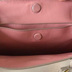 f347a31564 Prada Bags - Prada Double Bag in Cammeo Rosa (style no. 1BG756)